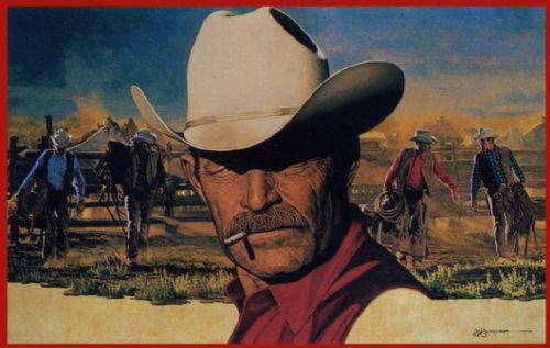 Back in the days when cigarettes was synonym of cowboy attitude