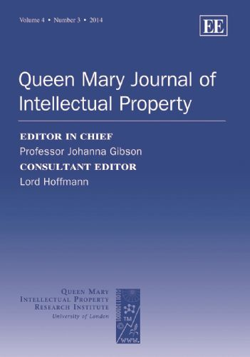 thesis journal on trademark dilution